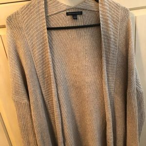 AMERICAN EAGLE OUTFITTERS KNIT CARDIGAN